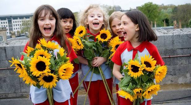 All new members of the U.K.'s Girlguiding organization will no longer promise to 'love my God' but rather 'to be true to myself and develop my beliefs'