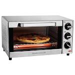 Hamilton Beach - Toaster/Pizza Oven - Stainless-Steel
