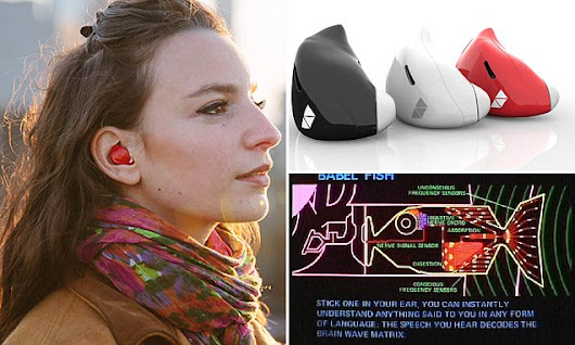 $130 Babelfish-like gadget can translate foreign languages