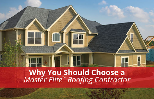 Why You Should Choose a Master Elite Roofing Contractor | HomeGuard Roofing & Restoration
