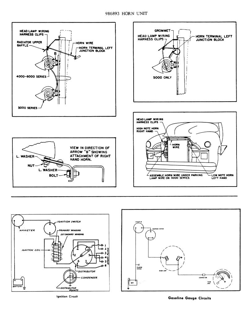 5d04a 1955 Chevy Truck Horn Wiring Diagrams Wiring Library