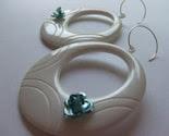 Sugarcube. Earrings.