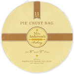 Mrs Anderson's Pie Crust Maker Rolling Bag, 11""