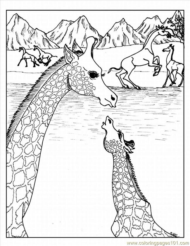 Advanced Coloring Pages 4 Lrg Coloring Page - Free Winter ...