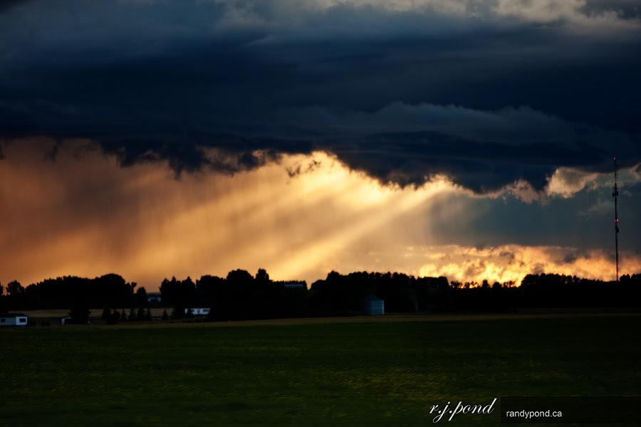~ Alberta Summer Storm ~