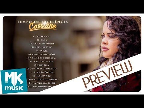 Cassiane - Preview Exclusivo do CD Tempo de Excelência