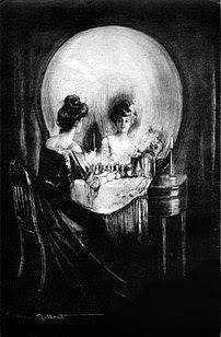 Death haunts even the beautiful: an early 20th...