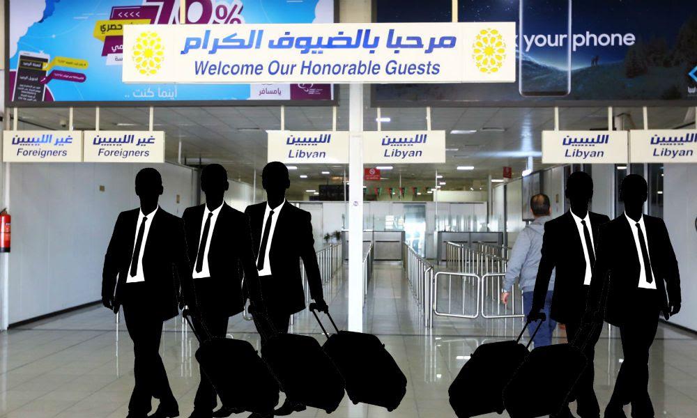 Cela fait partie du mouvement social : la privatisation d'Aéroport de Paris et les valises à la mode Sarkozy