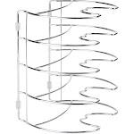 iDesign Classico Skillet Organizer Cabinet Rack 48770