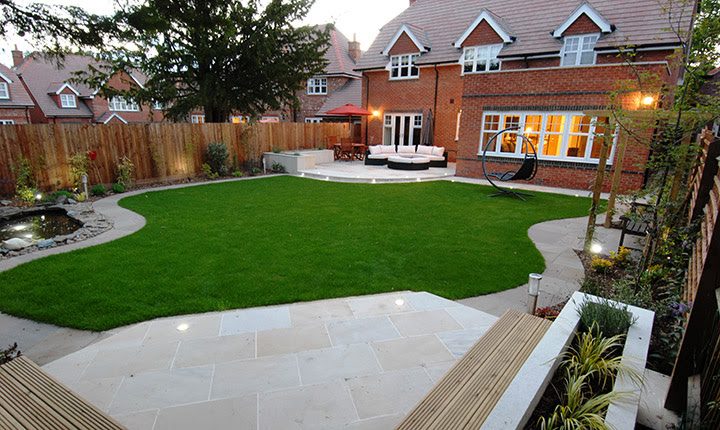 Ideas for small patios uk
