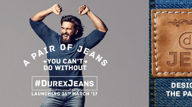 Không chỉ mỗi bao cao su, Durex còn có quần jeans nữa - 1