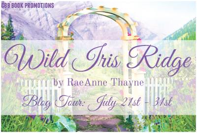 Wild Iris Ridge book tour and review at savingsinseconds.com
