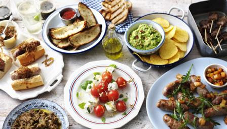 BBC - Food - Occasions : Party food recipes