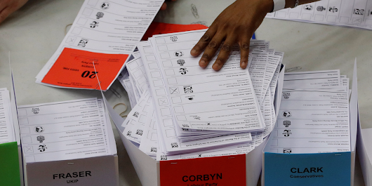 The UK's election watchdog wants the power to regulate social media