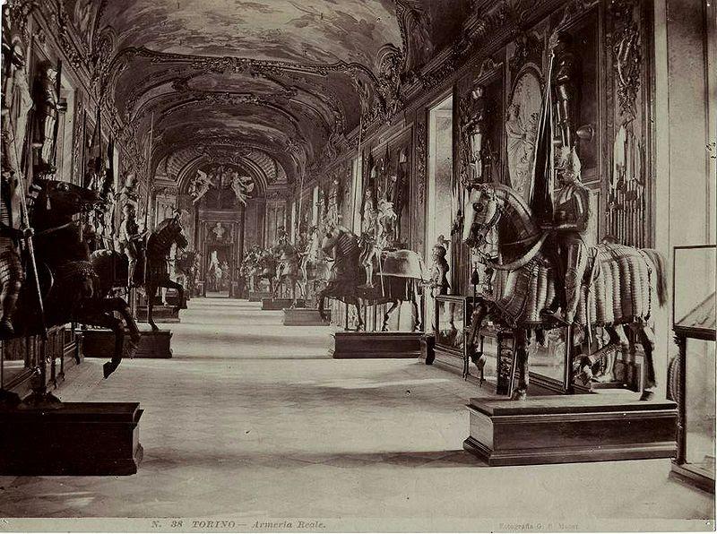 Archivo: Maggi, Giovanni Battista (183 .. -18 ...) - n.  38 - Torino - Armeria Reale.jpg