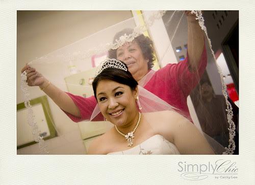 Kelly ~ Wedding Day