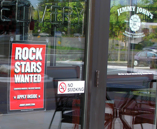 Rock Stars Wanted