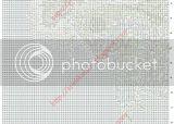 cross stitch pattern MAH 008 plain pattern snapshot