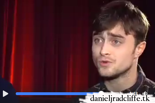 Sundance Day 2: Daniel Radcliffe on BBC's Talking Movies