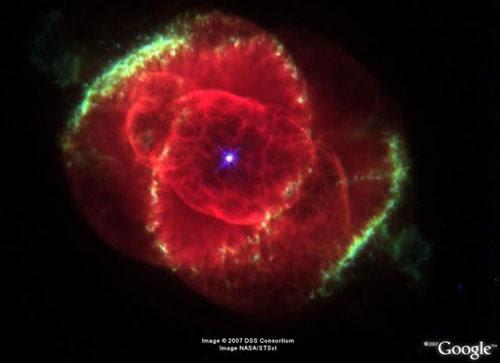 谷歌虚拟太空望远镜最壮观宇宙照片(组图)(4)