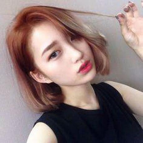 Asian Girl Short Hairstyle 2015 Naskah T