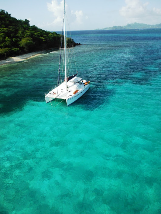 Multihulls - A Changing Tide? - Grenada Bluewater Sailing