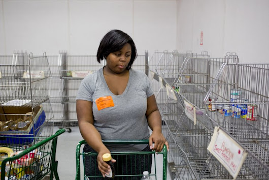 Summertime blues: Hampton Roads' Foodbank is running out of food
