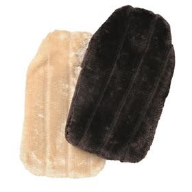 Saco de Água Quente Tecido Pelo 30 x 21 cm