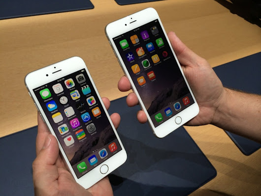 5 Reasons an iPhone6 Plus Could Replace Your Laptop