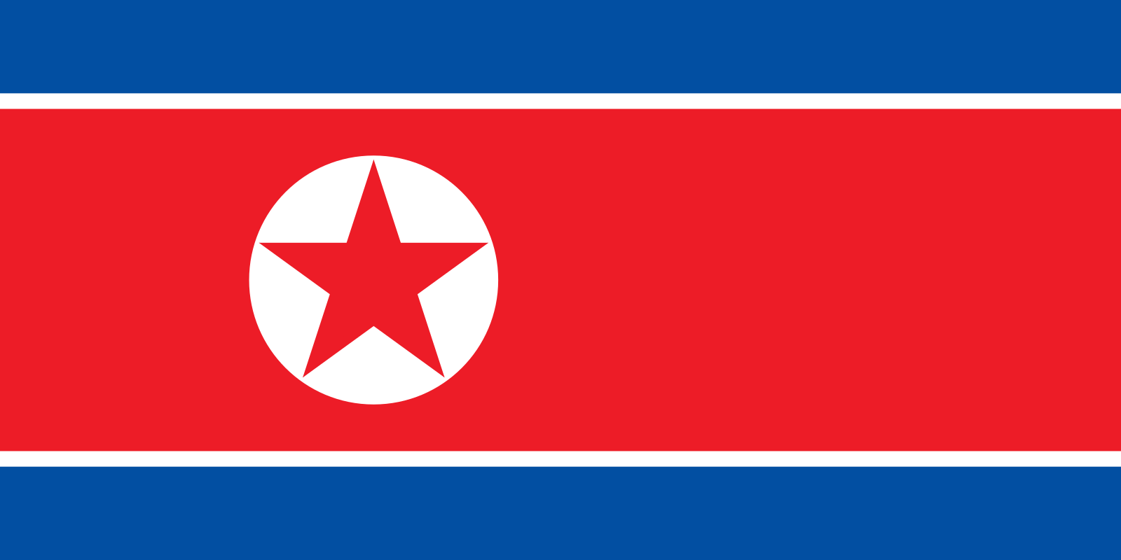 North Korea…