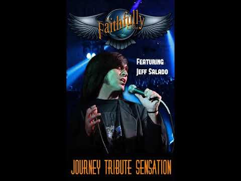 Journey Tribute Sensation FAITHFULLY LIVE Rocks Upland's The Grove - Join us!