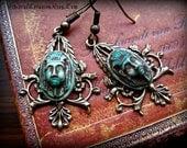 Egyptian Pharaoh Earrings
