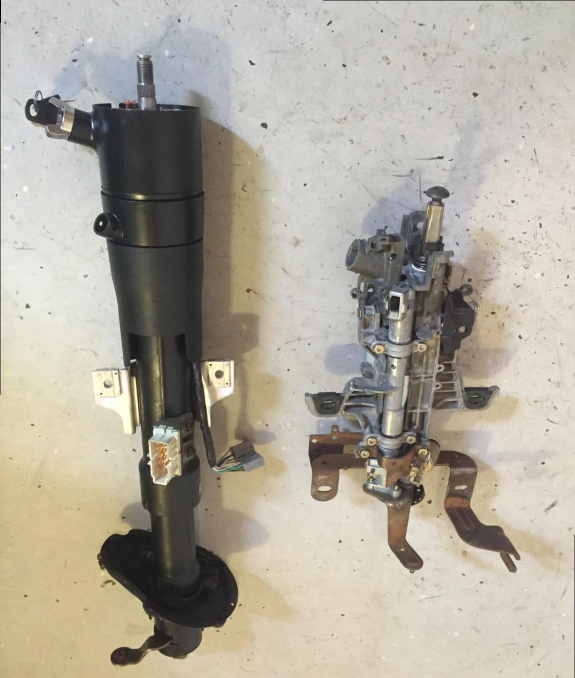 Ford F 350 Steering Column Wiring Diagram - Wiring Diagram