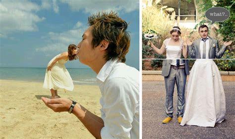 Funny and Cute Pre Wedding Shoot Ideas   Pre Wedding Shoot