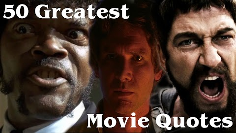 Best Film Quotes Of All Time