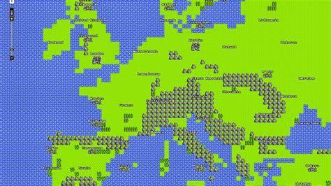 Video games google dragon quest retro 8 bit wallpaper