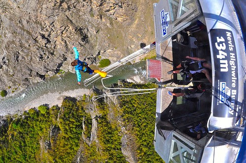 The Pinnacle of My Birthday Weekend: Nevis Bungy, Now or Never