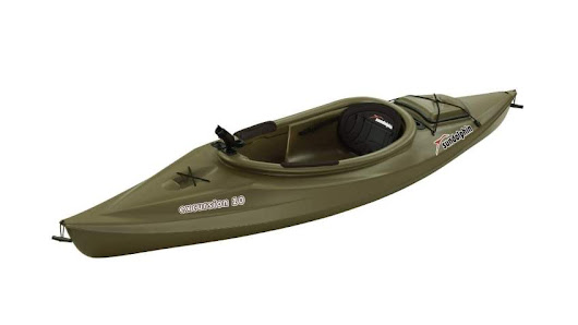 Sun Dolphin Excursion 10 fishing kayak | Specifications, Features, Pros & Cons | Complete Review
