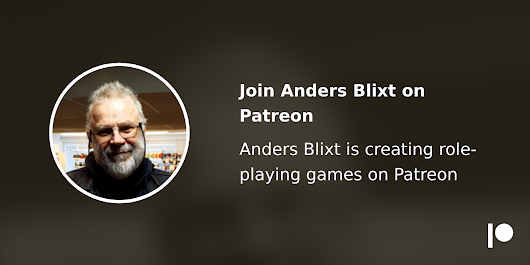 Creativity Update for December 2018 | Anders Blixt on Patreon