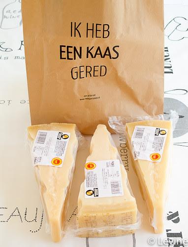 Ik heb een kaas gered
