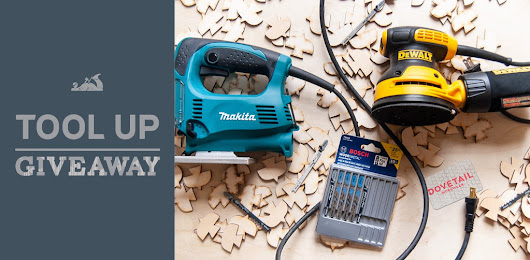 Enter the Tool Up Giveaway – Dovetail Workwear