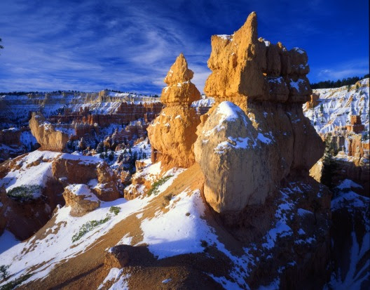 America's six most awe-inspiring national parks