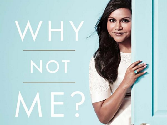 Why Not Me Mindy Kaling