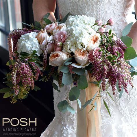 Bridal Bouquet: Romantic Garden Style   Seattle Wedding
