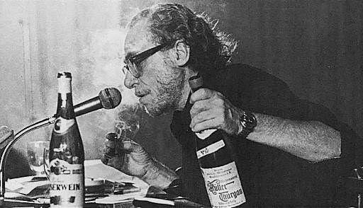 7th Annual Charles Bukowski Memorial Reading 6pm, Jan 3, 2014 at Cornelia St. Cafe