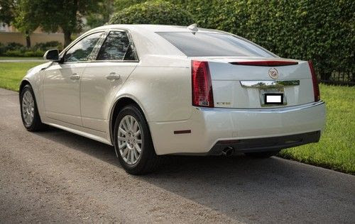 Sell used 2011 Cadillac CTS Base Sedan 4-Door 3.0L *MINT ...