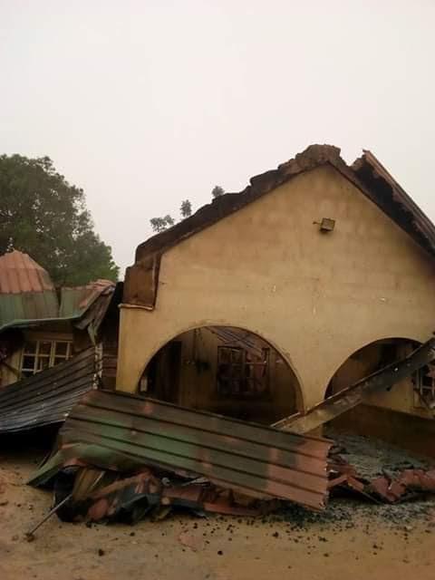 BREAKING!!! 30 Killed, Houses, Churches Burnt In Ebonyi (Photos)