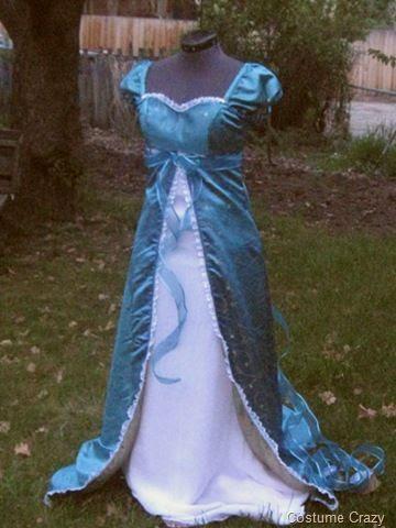 Giselle's Curtain Dress breakdown