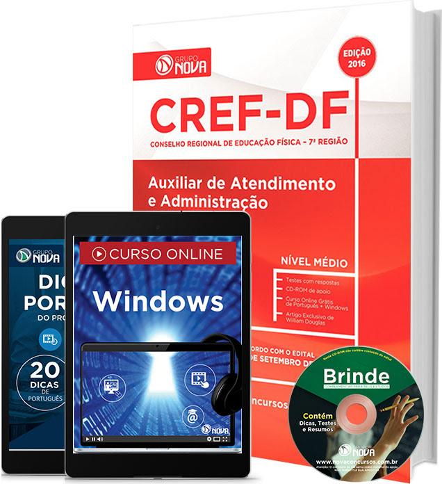 Apostila CREF DF 2016