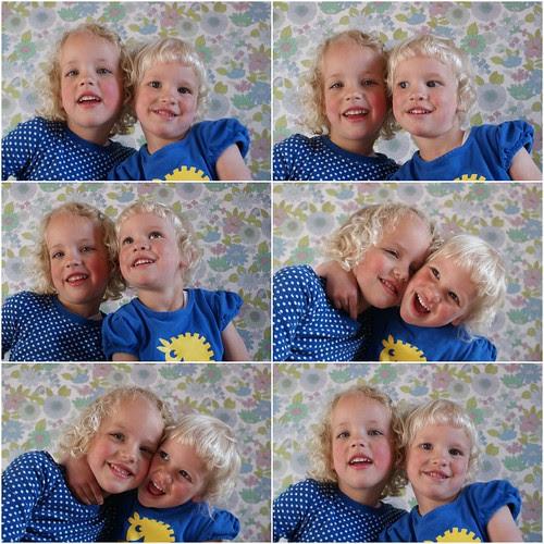 zusjes